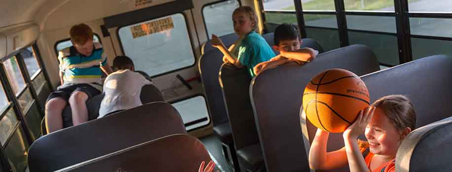 Security Solutions for School Buses